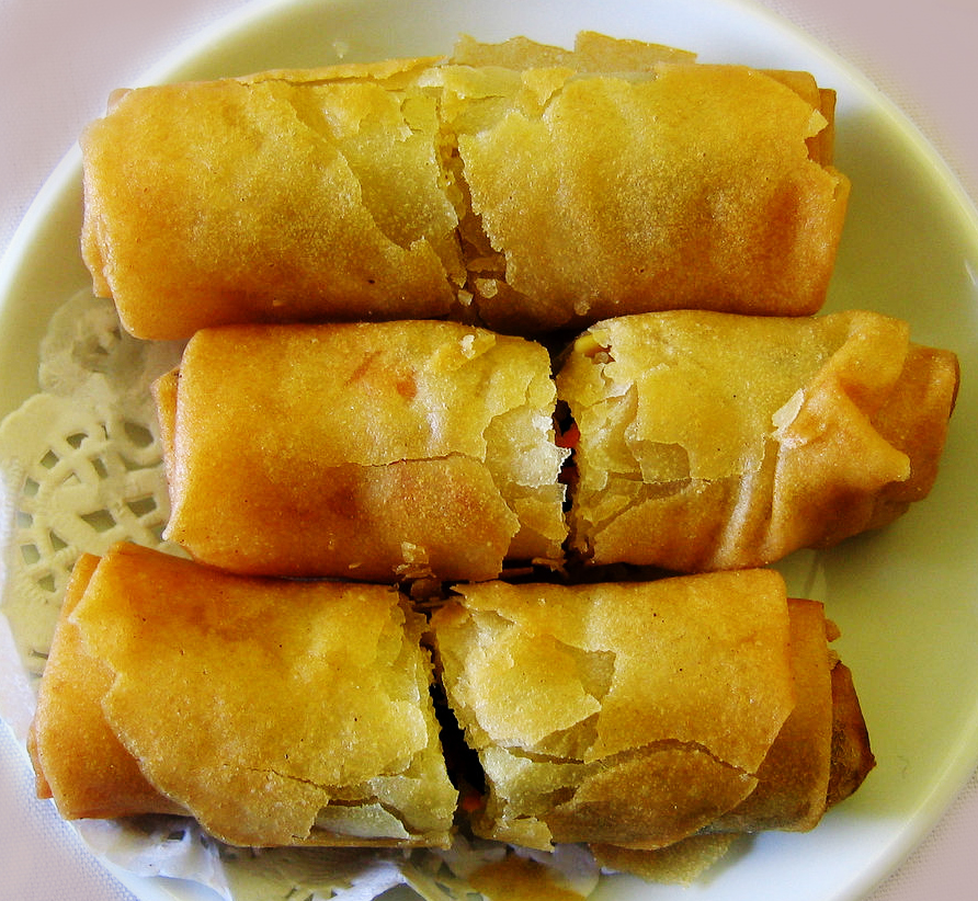 Veggie Spring Rolls